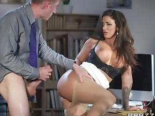 Muddy Office Rectal Fuck With Lusty Assistant Susy Gala