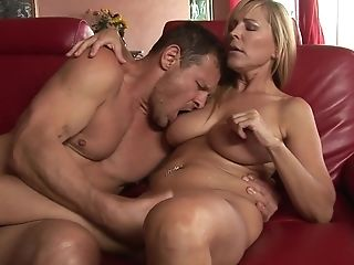 Providing Mommy The Fat Dick Fucking She Needs