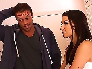 Nubile Ann Marie Rios Likes Having Rocco Reed To Her Place Ready For Fucking Her