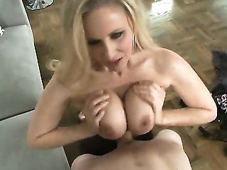 Julia Ann Is One Oral Tart Who Gives Guys Meaty Pole A Attempt