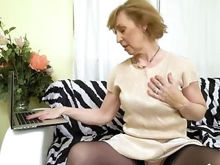 Agedlove Hot Grandmother Fucking With Horny Youngster