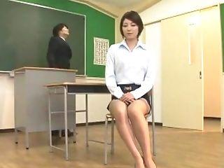 Crazy Japanese Chick Ryo Sena In Best Stockings, Duo Jav Movie