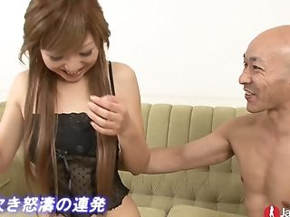 Bitchy Japanese Chick Gets Her Vulva And Bunghole Toyed