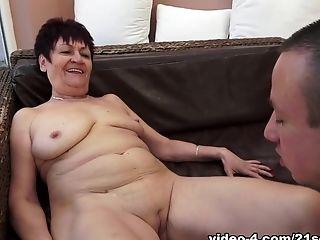 Best Pornographic Stars In Fabulous Cuni, Grannies Porno Flick